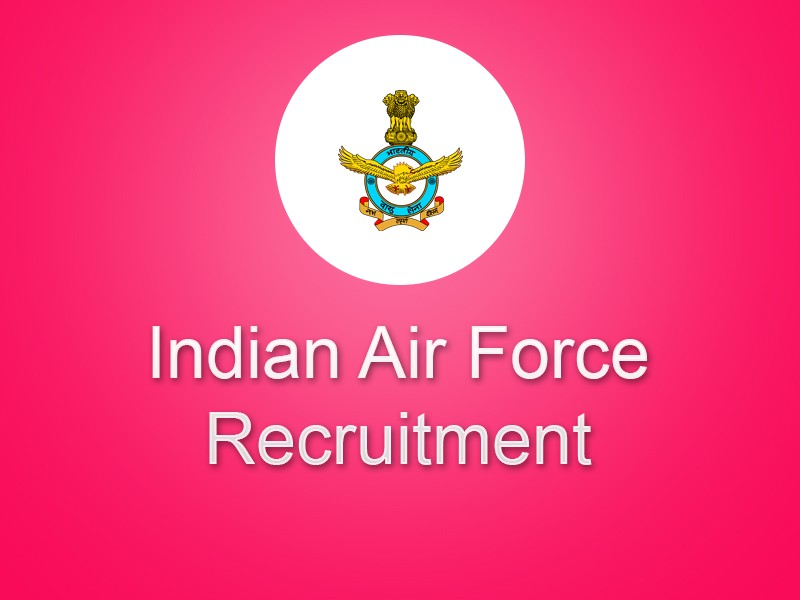 Air Force AFCAT 01/2020 Batch Recruitment – Apply Online